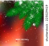 holiday background with... | Shutterstock .eps vector #225029419