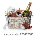 new year's gift | Shutterstock . vector #225059005
