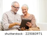 family  technology  age and... | Shutterstock . vector #225083971