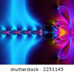psychedelic  abstract background   Shutterstock . vector #2251145