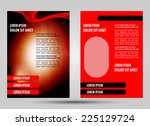 flyer designs | Shutterstock .eps vector #225129724