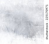 Frost Patterns On Window....