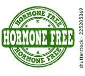 hormone free grunge rubber...