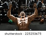������, ������: very power athletic guy