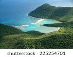 british virgin islands | Shutterstock . vector #225254701