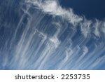 Wispy Cloud Formation In Dark...