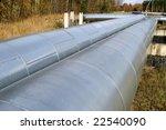 large diameter steel pipes... | Shutterstock . vector #22540090