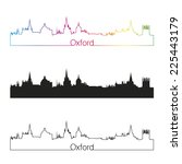 Oxford Skyline Linear Style...