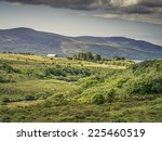 a beautiful landscape image at... | Shutterstock . vector #225460519