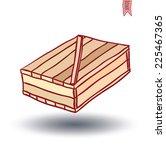 boxes collection  doodles set. ...   Shutterstock .eps vector #225467365