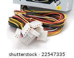 power source for computer on... | Shutterstock . vector #22547335