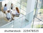 high angle view of... | Shutterstock . vector #225478525