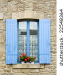 Traditional French Window With...
