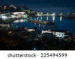The Old Port Town Of Mykonos I...