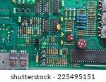 Computer Electronic Circuit...