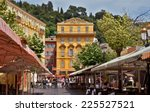 nice  france   june 6  2014 ... | Shutterstock . vector #225527521