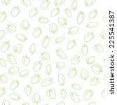 bell pepper seamless pattern | Shutterstock .eps vector #225541387