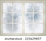 Window With Winter View Of...