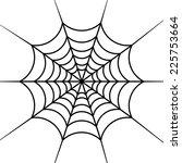 spider web | Shutterstock .eps vector #225753664
