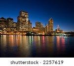 san francisco waterfront   ... | Shutterstock . vector #2257619