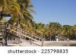 beach matheson hammock atoll...   Shutterstock . vector #225798835