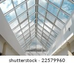 stained glass conservatory | Shutterstock . vector #22579960