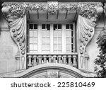 Art Nouveau Style Window...