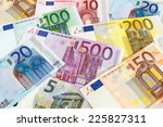 Different Euro Banknotes From ...