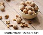 walnuts | Shutterstock . vector #225871534