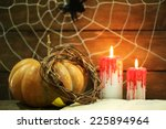 Halloween Decoration With...