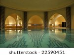 inside of a traditional hammam... | Shutterstock . vector #22590451