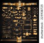 david sandonato mega set of...   Shutterstock .eps vector #225938725