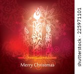 christmas design | Shutterstock .eps vector #225971101