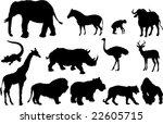 africa | Shutterstock .eps vector #22605715