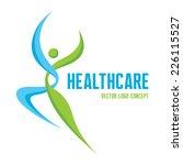 Healthcare   Vector Logo...