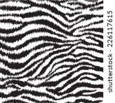 seamless animal pattern for... | Shutterstock .eps vector #226117615
