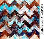 seamless background pattern.... | Shutterstock .eps vector #226136341