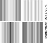 abstract black vertical striped ...