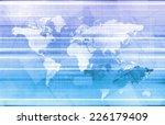 modern medical science... | Shutterstock . vector #226179409