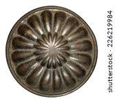 Vintage Metal Ornamental Detai...
