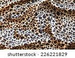 tiger leopard cheetah pattern... | Shutterstock . vector #226221829