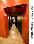 corridor in the movie | Shutterstock . vector #22629451