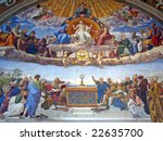 Vatican Museums   Room Of The...