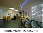 modern apartment  interior... | Shutterstock . vector #226357711