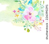 Set Of Invitations With...