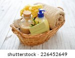 Shower Gel With  Olive Soap An...