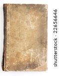 vintage book   Shutterstock . vector #22656646