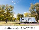 denver  colorado  usa october... | Shutterstock . vector #226623997
