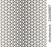 vector seamless pattern. modern ... | Shutterstock .eps vector #226630807
