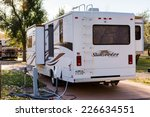denver  colorado  usa october... | Shutterstock . vector #226634551